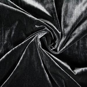 velvetas juodas