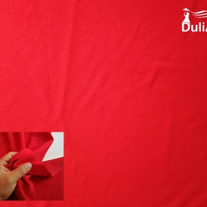 raudonas krepas