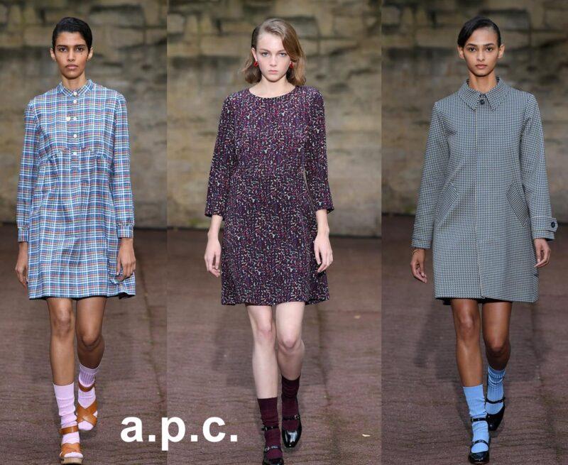 a.p.c. drabužiai