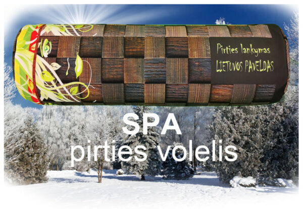 SPA pirties volelis